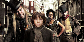 The Dickens Classic, Oliver Twist airs on Xmas Day!