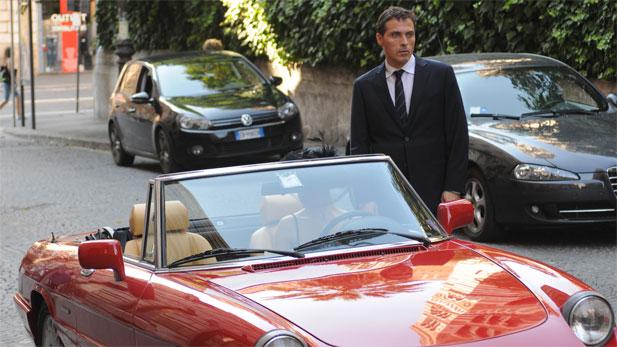 Rufus Sewell stars as Italian detective Aurelio Zen
