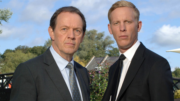 Kevin Whately stars as Inspector Lewis teamed with his cool, cerebral partner Detective Sergeant Hathaway (Laurence Fox)