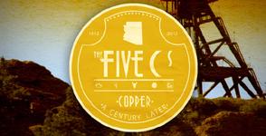 Five C's Copper Med Foc