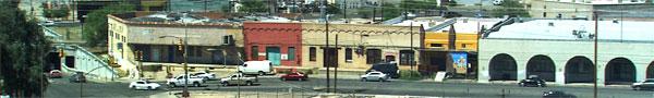 Tucson's Warehouse Arts district