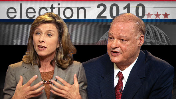 Republican Tom Horne and Democrat Felecia Rotellini face-off in the battle for Arizona's top legal job: Arizona Attorney General.