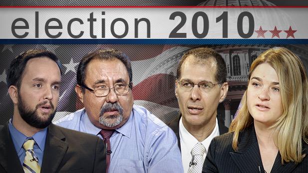 election 2010 cd7 debate spotlight