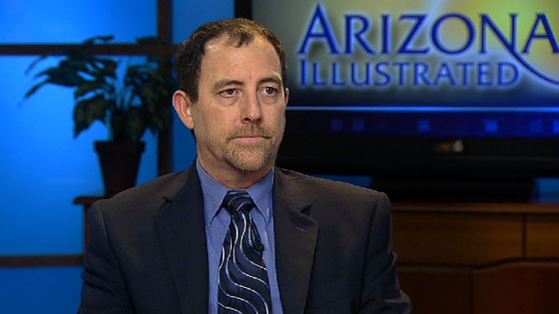 Stephen Michael, head of the Arizona Smokers HelpLine, talks about helping smokers kick the habit.
