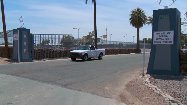 Privately operated prisons are increasingly becoming the norm in Arizona.