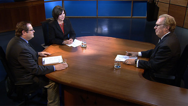 Bill Buckmaster, Linda Valdez and Jim Nintzel discuss the city's growing deficit.