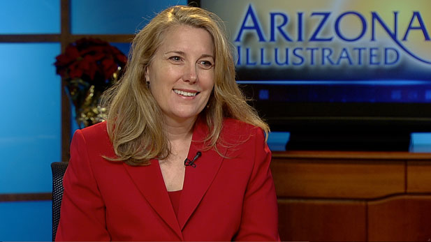 Ann-Eve Pederson, from the Arizona Education Network, explains school tax credits.