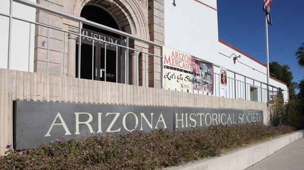 The Arizona Historical Society is hosting its 35th annual book fair.