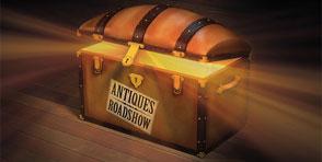 Antiques Roadshow med focus