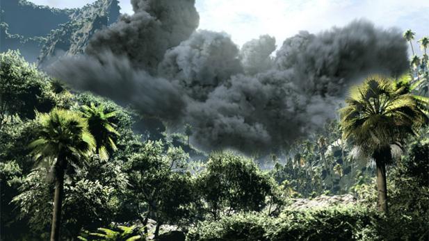 NOVA Mystery of Megavolcano