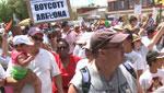 SB 1070 protest.