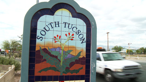 south tucson sign spot