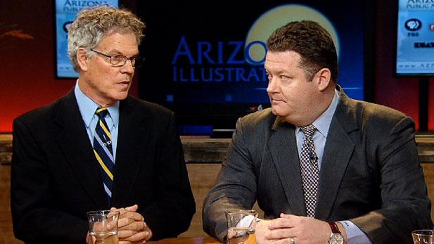 Hershberger and Quinlan debate Proposition 100
