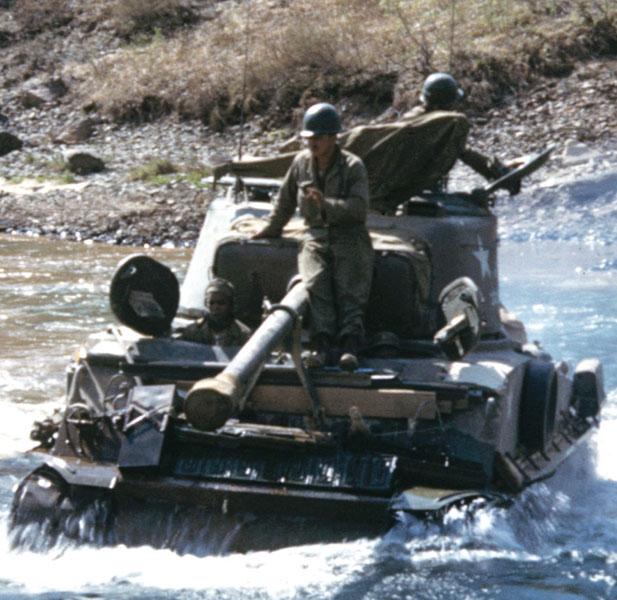 Spencer Tank