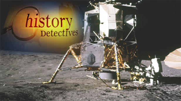 History Detectives Space
