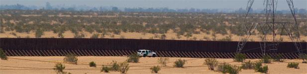 border fence patrol top