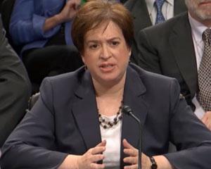U.S. Supreme Court Justice Elena Kagan.