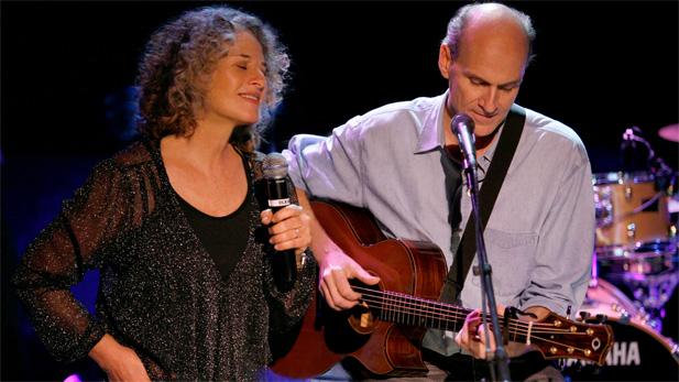 Carole King/James Taylor at the Troubadour