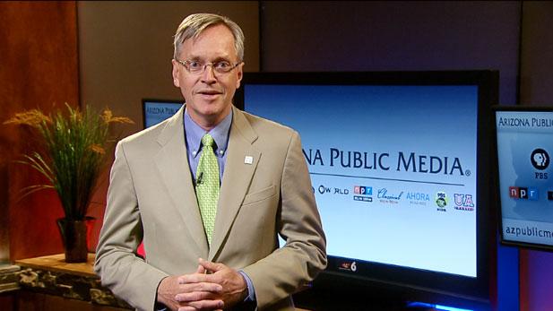Arizona Public Media Director and GM Jack Gibson