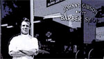 Johnny Gibson, noted Tucson barber