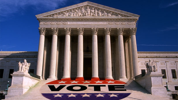Supreme Court vote