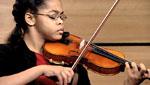 Carissa Powe violin