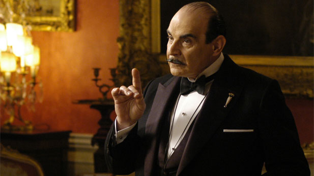 Masterpiec Mystery Poirot X: The Third Girl