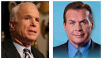 John McCain and JD Hayworth