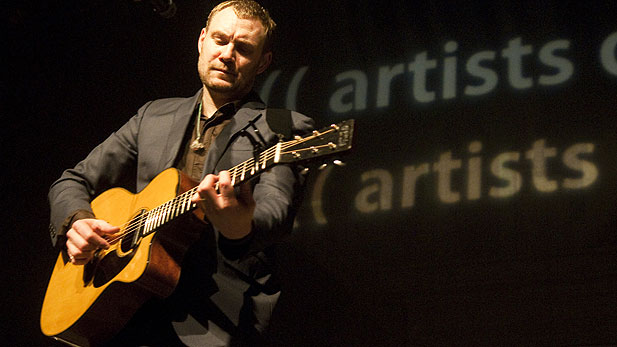 The Artists Den: David Gray