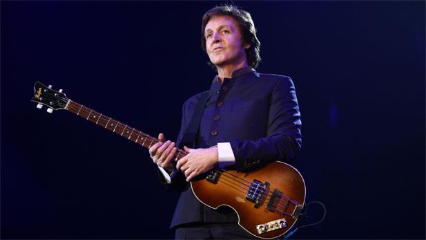 Paul McCartney:Gershwin Prize for Popular Song