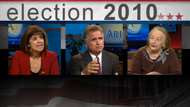 GOP Superintendent Public Instruction candidates Price, Huppenthal, Dugan