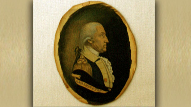 History Detectives: George Washington Miniature