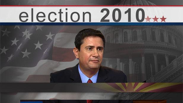 2010 Attorney General Democratic Primary candidate David Lujan