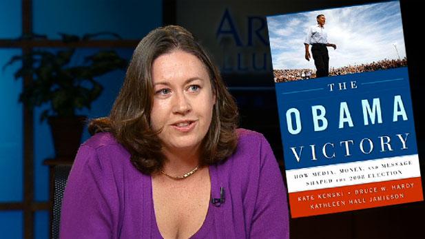 Kate Kenski Obama Victory