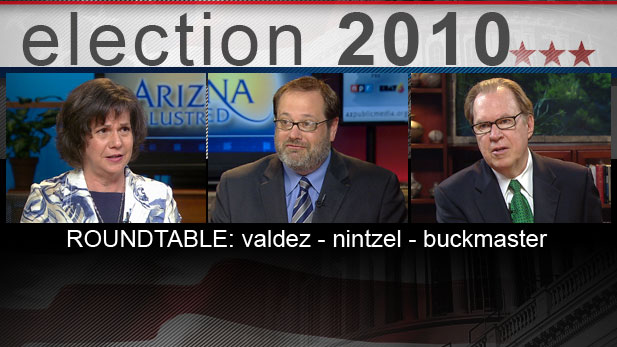 Roundtable Panel discuss primary election