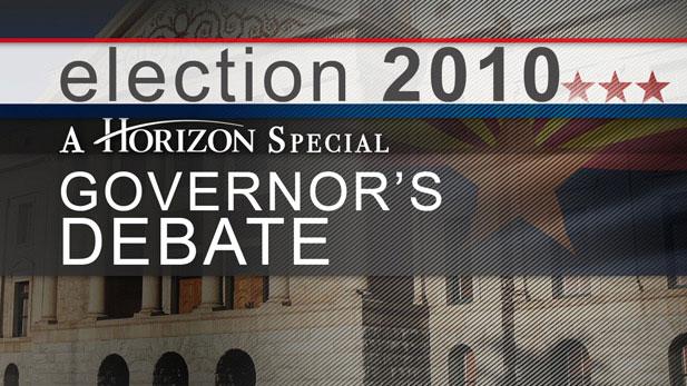 Arizona Gubernatorial Debate