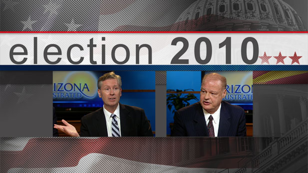 Attorney General GOP Debate Tom Horne and Andrew Thomas