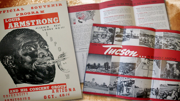 historic tucson brochures