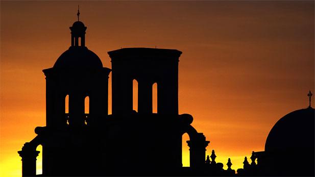 sa xavier towers sunset spot