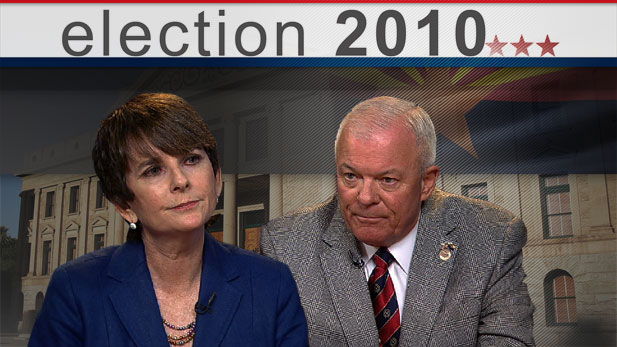 Bill Buckmaster interviews Republican Al Melvin and Democrat Cheryl Cage, the two candidates for Arizona Senate District 26.