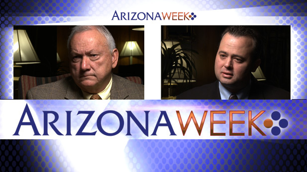 Russell Pearce and Kirk Adams on the premiere edition of Arizona Week