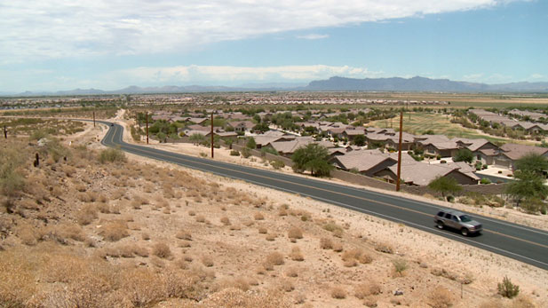 San Tan Valley residents square off over incorporation--and water rights--in this collaboration between AZPM and *San Tan Valley Today* newspaper.