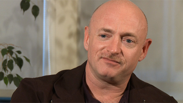 Mark Kelly, astronaut and husband of Congresswoman Gabrielle Gifford, shares his hopes for her recovery.