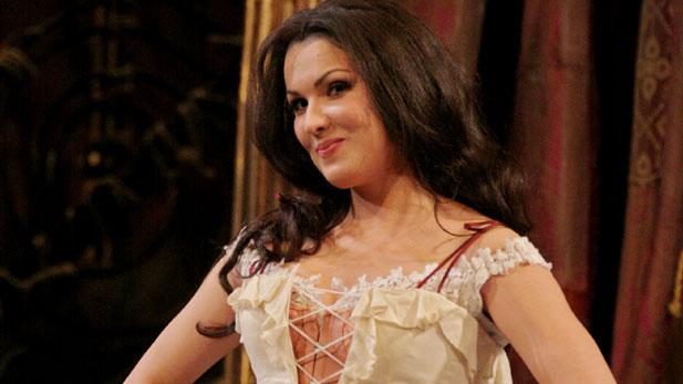 """Anna Netrebko as Norina in Donizetti's """"Don Pasquale."""""""