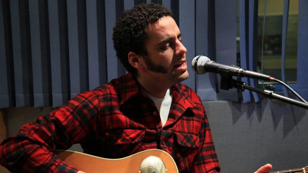 Spanish-born singer / songwriter Jairo Zavala, aka DePedro.