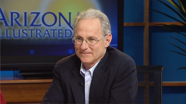 Tucson attorney and community leader Jonathan Rothschild talks about his decision to run for mayor.