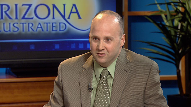 Donald Gates, a program director for the Pima County Health Department, discusses childhood obesity.