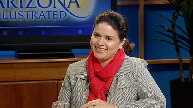 Regina Romero, the Democratic Tucson City Councilmember for Ward 1, reveals a new 5-year plan for economic recovery.