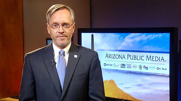 Jack Gibson, Arizona Public Media