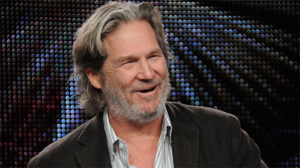"""Jeff Bridges: The Dude Abides"" session at the TCA Winter Press Tour in Pasadena, CA"